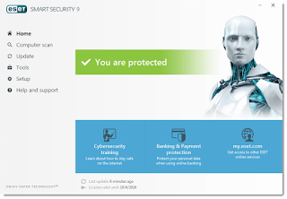 Download Free Latest Version ESET Smart Security With Serial Key Valid Till 2020 3