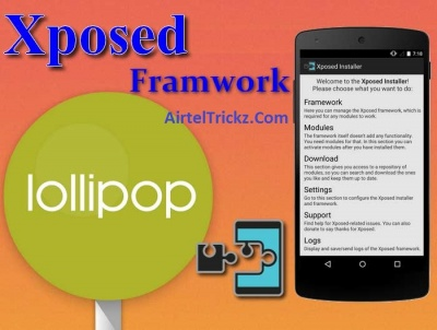 Xposed-for-Android-Lollipop
